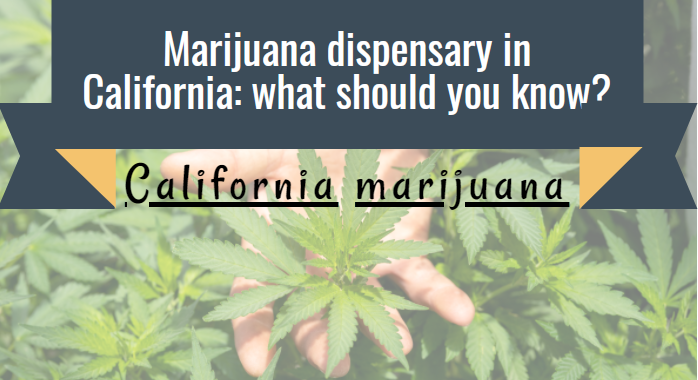 Marijuana dispensary in California: what should you know?